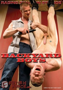 gay muscle porn movie Backyard Boys  | hotmusclefucker.com