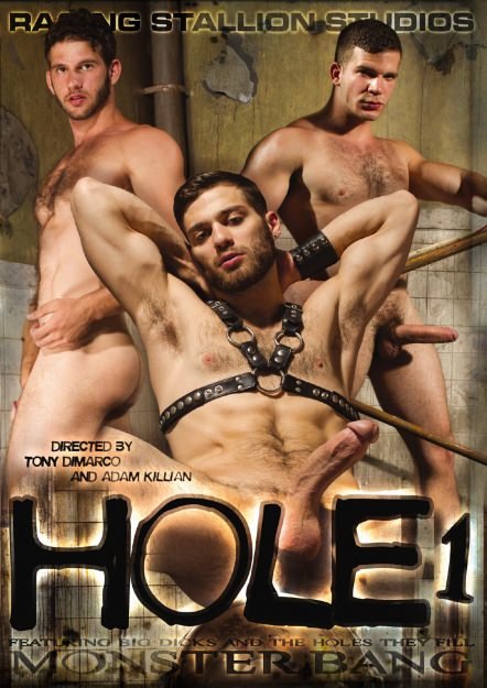 Hole 1 Dvd Cover