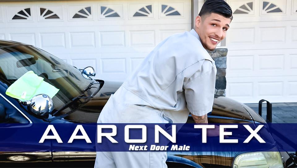 Aaron Tex – Aaron Tex (NextDoorMale.com)