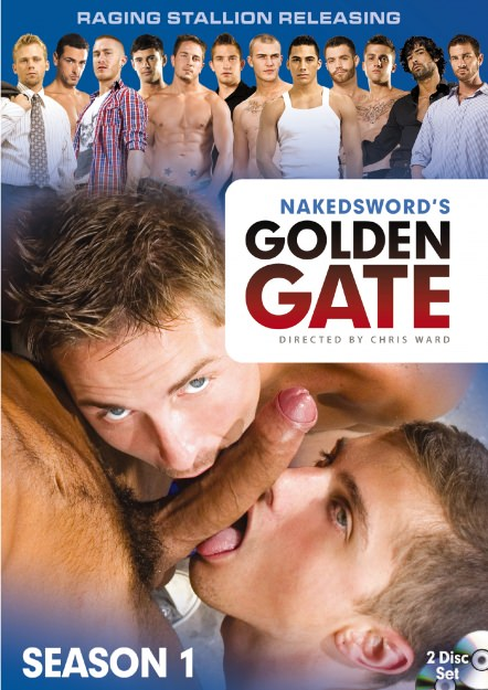 Golden Gate Season 01 Dvd Cover