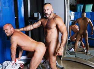 gay muscle porn clip: Reality Check - Alessio Romero & Matt Stevens, on hotmusclefucker.com