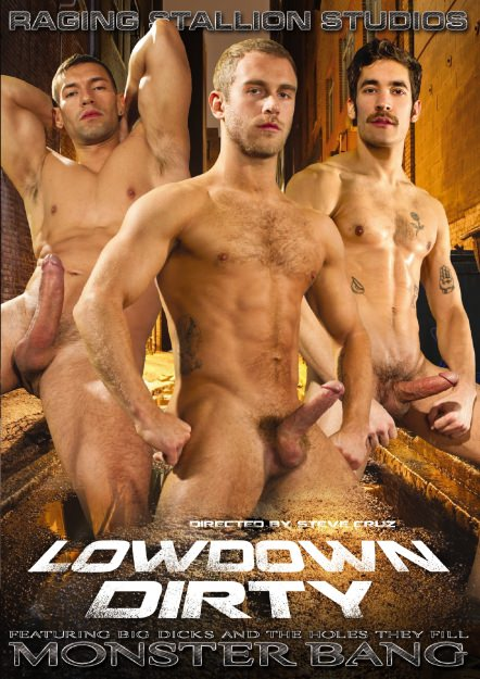 gay muscle porn movie Lowdown Dirty | hotmusclefucker.com