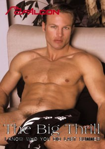 gay muscle porn movie The Big Thrill | hotmusclefucker.com
