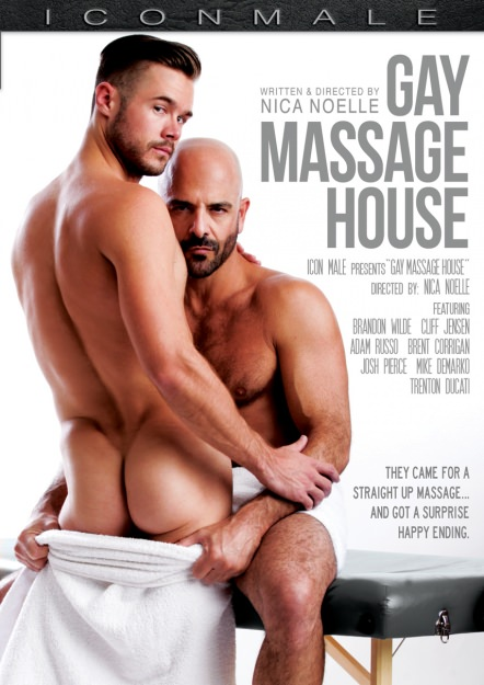 Gay Massage House Dvd Cover