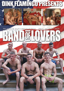 Band of Lovers DVD Cover