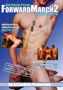 Forward March 2: Bareback Progression DVD Cover