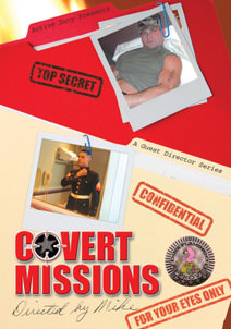 Covert Missions DVD Cover
