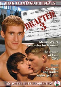 Drafted 3 DVD Cover