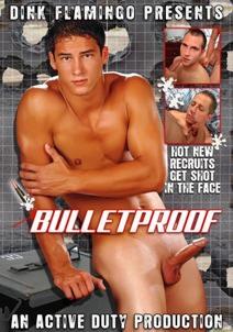 Bulletproof DVD Cover