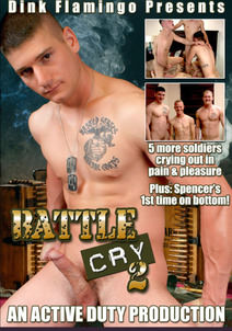 Battle Cry 2 DVD Cover