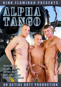 Alpha Tango DVD Cover
