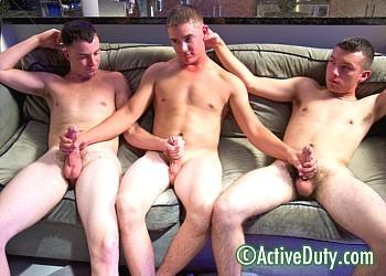 Brent, Scott & Zack
