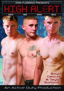 High Alert DVD Cover