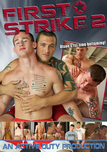 First Strike 2 DVD Cover