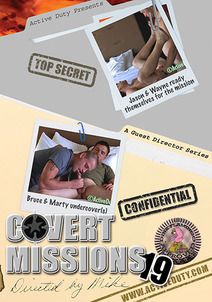 Covert Missions 19 DVD Cover