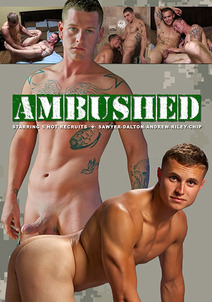 Ambushed DVD Cover