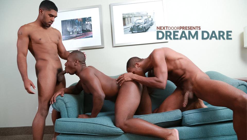 dream black gay porn