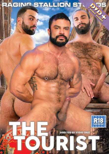 The Tourist, muscle porn movies / DVD on hotmusclefucker.com