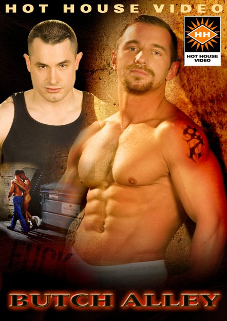 Butch Alley Dvd Cover