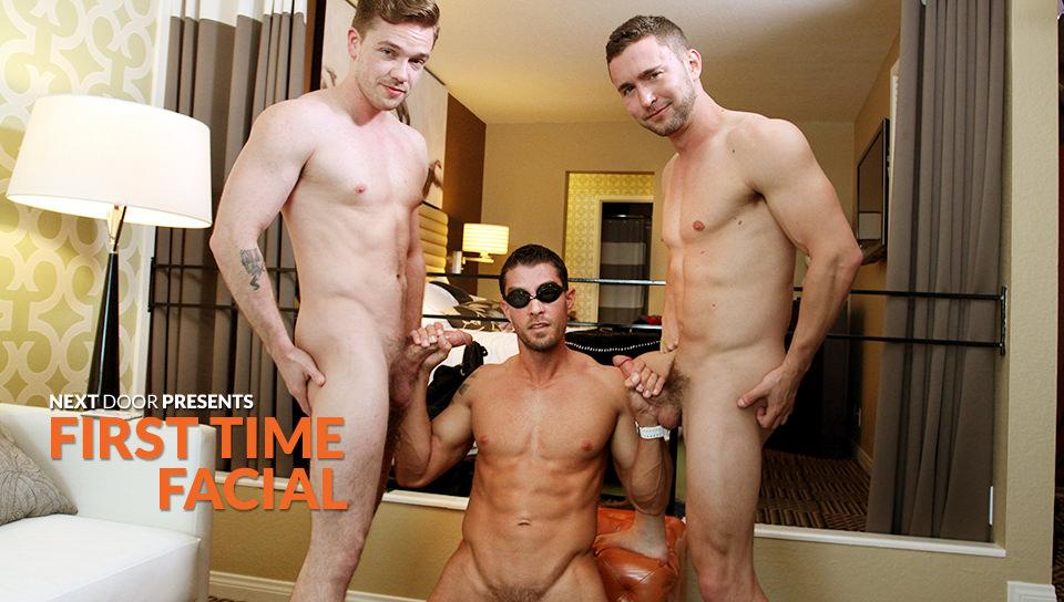 La prima volta il viso – Cody Cummings, Lucas Knight, Colt Rivers (CodyCummings.com)