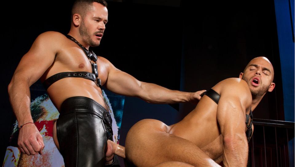 The URGE - Pound That Butt, Scene #01