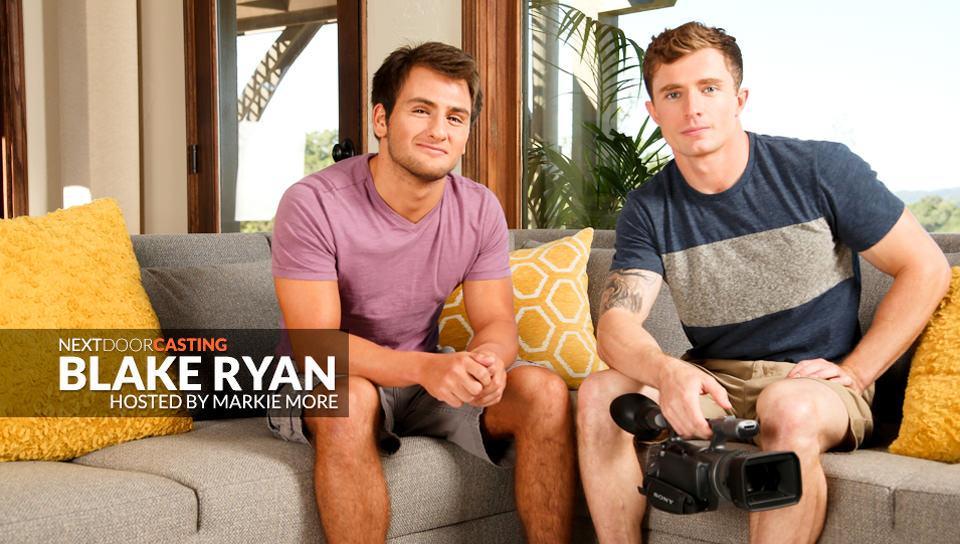 Casting Audition: Blake Ryan – Markie More, Blake Ryan (nextdoorstudios)
