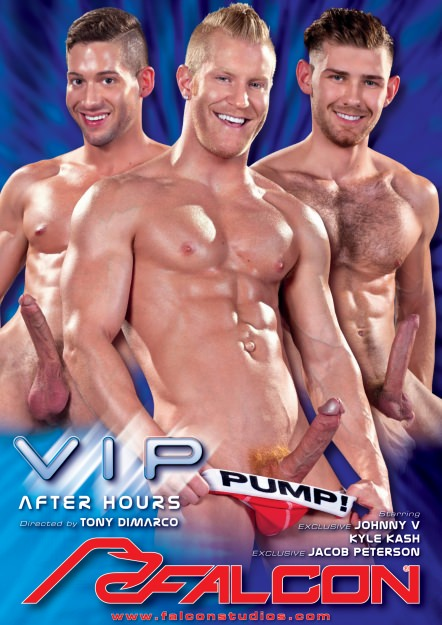 VIP - After Hours, muscle porn movies / DVD on hotmusclefucker.com
