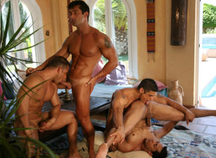 Action, Part 2: Pedro Andreas, Daniel Marvin, Carlos Montenegro & Gustavo Arrango