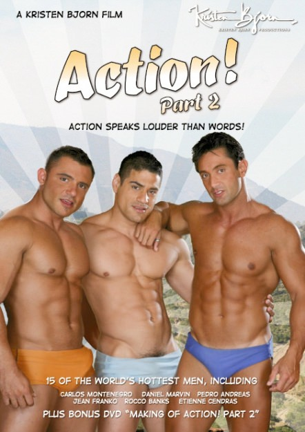 Action, Part 2 Dvd Cover