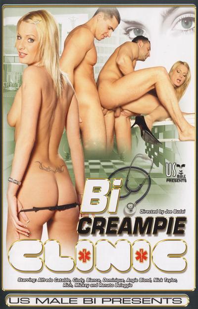Bi Cream Pie Clinic #01, muscle porn movies / DVD on hotmusclefucker.com