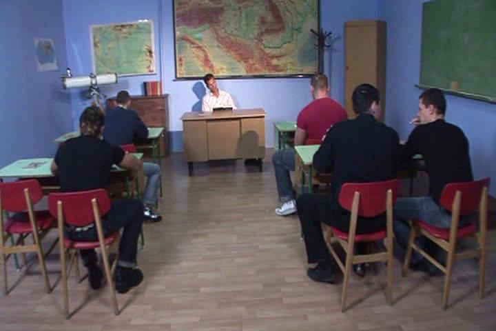 Headmaster's Lessons, Scene #04