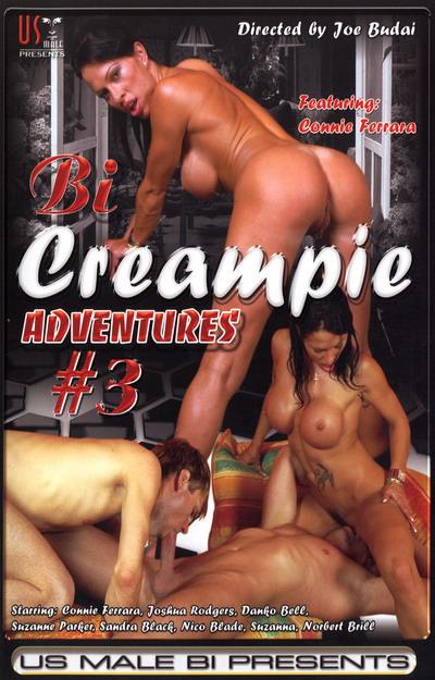 Bi Creampie Adventures #03, muscle porn movies / DVD on hotmusclefucker.com