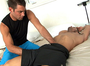 gay muscle porn clip: Abysmal oral immersion - Cody Cummings & Justin Ryder, on hotmusclefucker.com