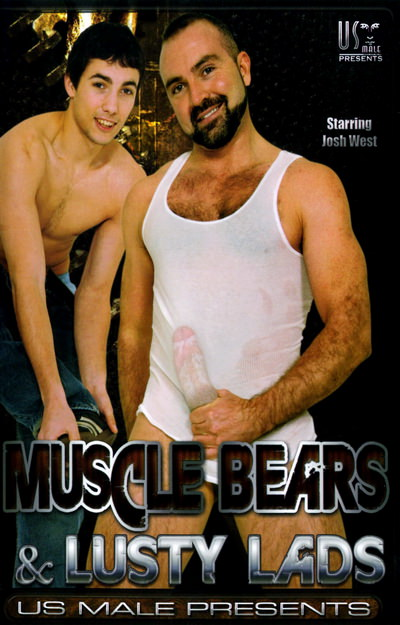 Muscle Bears And Lusty Lads, muscle porn movie / DVD on hotmusclefucker.com