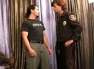 Monster Dick Security #02, Scene #02