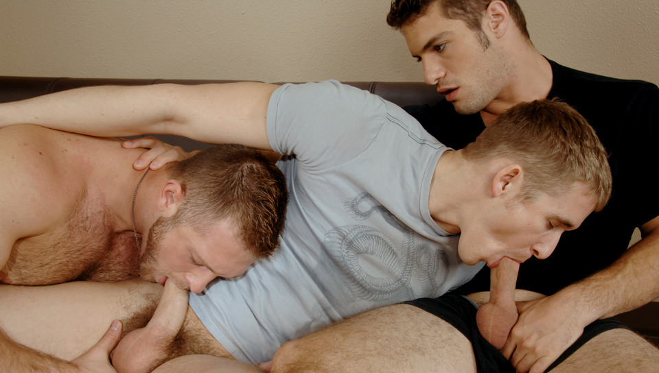 An Ass Pounding Good Time-Mason Wyler, Adam Wirthmore, Paul Wagner