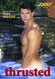 Thrusted DVD Cover