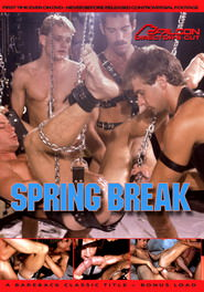 Spring Break DVD Cover