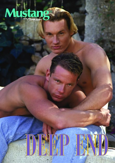 gay muscle porn movie Deep End | hotmusclefucker.com