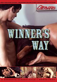 Winner's Way - Director's Cut DVD Cover