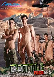 Battle Fuckers DVD Cover