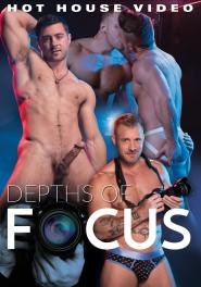 Depths Of Focus DVD Cover
