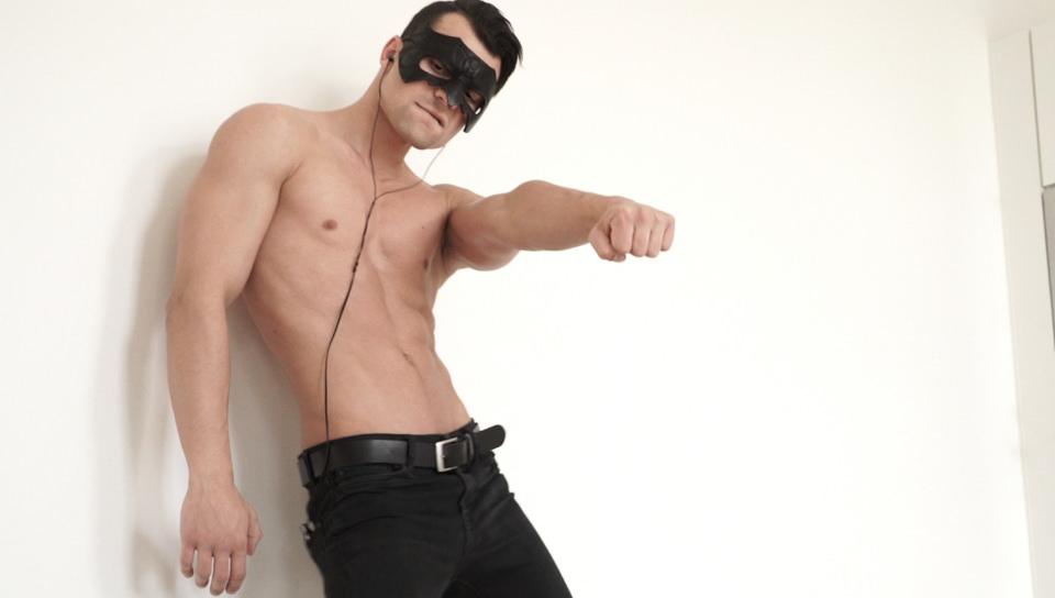 New Stripper At The Masquerade, Scene #01