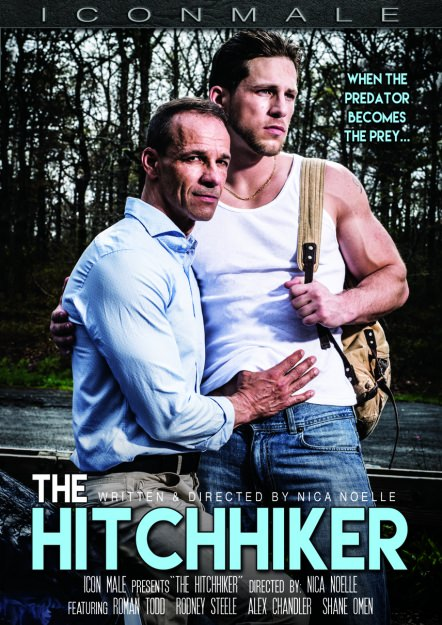 The Hitchhiker Dvd Cover