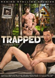 Trapped DVD Cover