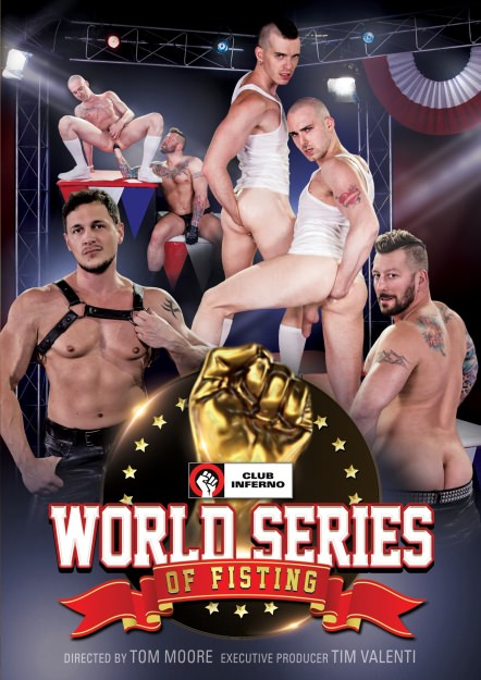 World Series of Fisting Dvd Cover