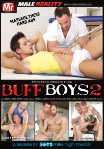Buff Boys #02 DVD Cover