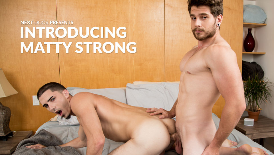 INTRODUCING MATTY STRONG