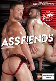 Ass Fiends DVD Cover