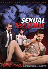 Sexual His ASSment Dvd Cover